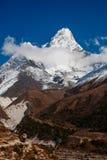 De bergen van Himalayagebergte royalty-vrije stock fotografie