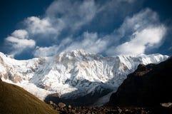 De Bergen van Himalayan stock afbeelding