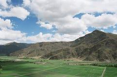 De bergen van Himalayan Royalty-vrije Stock Afbeeldingen