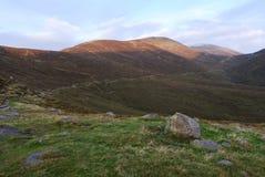 De Bergen van Mourne, Noord-Ierland Royalty-vrije Stock Foto's