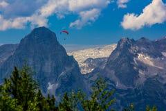 De bergen van Oostenrijk Stock Fotografie