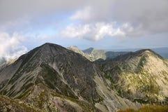 De bergen van Rohace Stock Afbeeldingen
