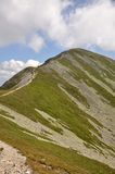 De bergen van Rohace Royalty-vrije Stock Afbeelding