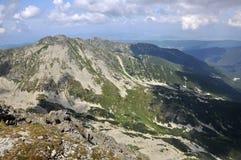 De bergen van Rohace Royalty-vrije Stock Foto