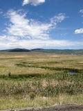 De Bergen van Salt Lake City, Utah Royalty-vrije Stock Afbeeldingen