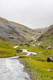 De Bergen van Schotland Royalty-vrije Stock Fotografie