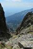 De bergen van Slowakije Royalty-vrije Stock Fotografie