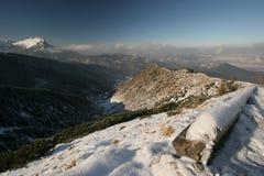 De bergen van Tatra Royalty-vrije Stock Afbeeldingen