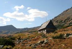 De bergen van Tatra Stock Afbeeldingen