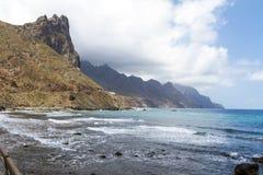 De bergen van Tenerife Stock Afbeelding