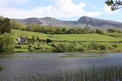 De bergketen van Cadairidris Royalty-vrije Stock Afbeelding