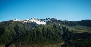 De Bergketen van de Kaukasus. Royalty-vrije Stock Fotografie