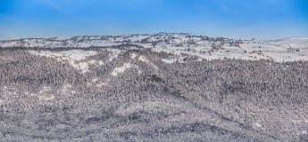 De Bergketen van het Juragebergte royalty-vrije stock foto's