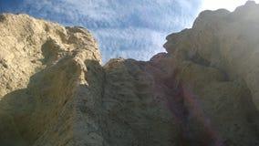 De bergongeluksbode van de boogvallei banff royalty-vrije stock foto's