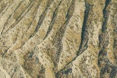 De bergtextuur van de Batokvulkaan Royalty-vrije Stock Afbeelding
