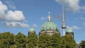 De Berliner Koepel stock video