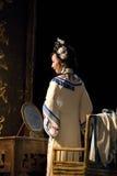 De beroemde actrice van de Opera van Sichuan royalty-vrije stock foto