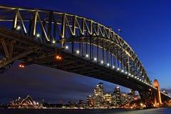 De beroemde brug Stock Afbeelding