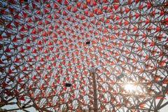 De beroemde Machinebloem van Taichung-Wereld Flora Exposition royalty-vrije stock afbeelding