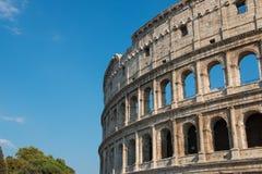 De beroemde plaats Colosseum Royalty-vrije Stock Foto's