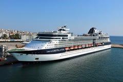 De Beroemdheidsconstellatie van het cruiseschip Stock Foto