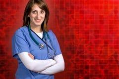 De Beroeps van de gezondheidszorg Stock Afbeeldingen