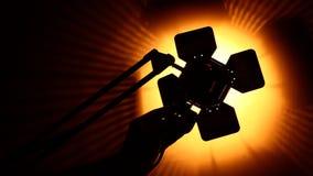 De Beroepsuitrusting stock videobeelden