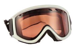 De Beschermende brillen van de ski Stock Afbeelding