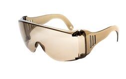 De beschermende brillen van de veiligheid stock foto