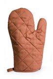 De beschermende vuisthandschoen van de hitte royalty-vrije stock foto