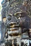 De bescherming heilige van Angkorwat in het licht van de ochtendzon Royalty-vrije Stock Foto