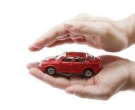 De bescherming van de auto Stock Afbeelding