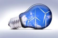 De bescherming van de ecologie en van het Milieu Stock Foto's