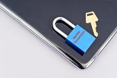 De Bescherming van de hakker royalty-vrije stock fotografie