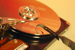 De Bescherming van gegevens royalty-vrije stock fotografie