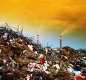 De bescherming van het milieu Stock Fotografie