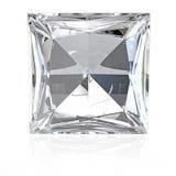 De besnoeiingsdiamant van de prinses Stock Afbeelding