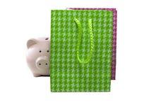 De besparingen van de vakantie Stock Foto