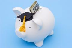 De besparingen van het onderwijs Stock Foto's