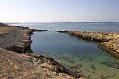 De beste kant van de zuidenkust van het Rode Overzees Egypte Marsa Alam Stock Fotografie