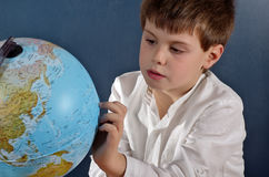 De beste student in de wereld Stock Foto's