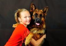 De beste vrienden! stock foto
