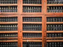 De beste wijnen van Madera in de wereld Royalty-vrije Stock Foto's