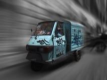 De Bestelwagen van Rome Stock Afbeeldingen