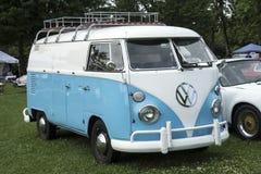 De Bestelwagen van Volkswagen Stock Foto's