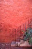 De bestemming van de toerist, Arequipa - Peru. Royalty-vrije Stock Afbeeldingen