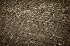 De bestrating van de steen Royalty-vrije Stock Afbeeldingen