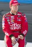 De bestuurder Carl Edwards van de Kop NASCAR Stock Fotografie