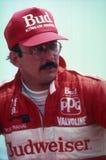 De Bestuurder van Bobby Rahl NASCAR stock fotografie