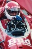 De Bestuurder van Bobby Rahl NASCAR stock afbeeldingen